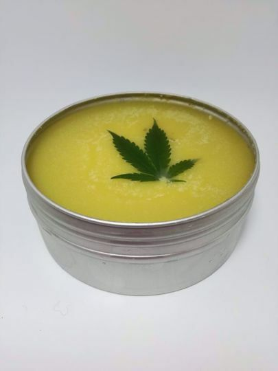 Picture of Organic Infused Vegan Coconut Butter