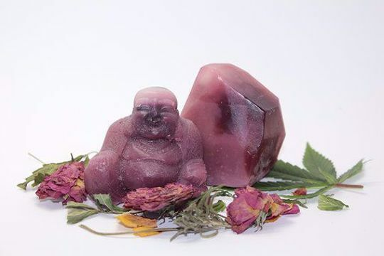 Picture of Smiling Buddha  Vegan Soaps