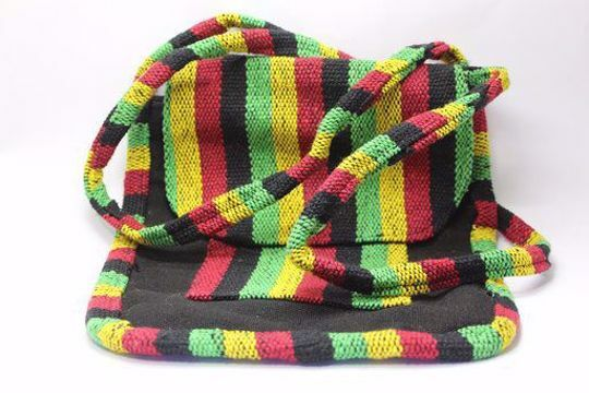 Picture of RASTA HEMP BAG