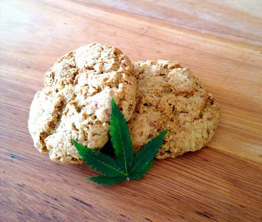 Picture of Infused Crunchie Cookie