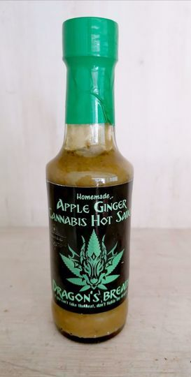 Picture of Infused Apple Ginger Hot Sauce